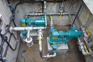 Diaphragm Pump Installation