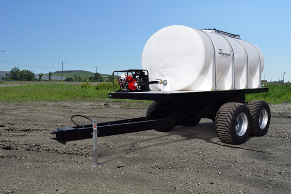 Agricultural water trailer