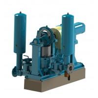 PE 81/941 Simplex Plunger Pump