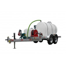 1025 Gallon Dual Tank Honey Wagon
