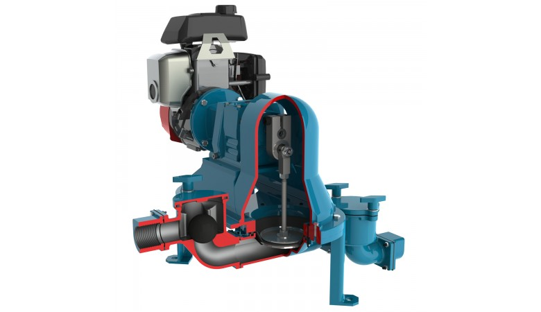 "2"" Pro Series Engine Diaphragm Pump"
