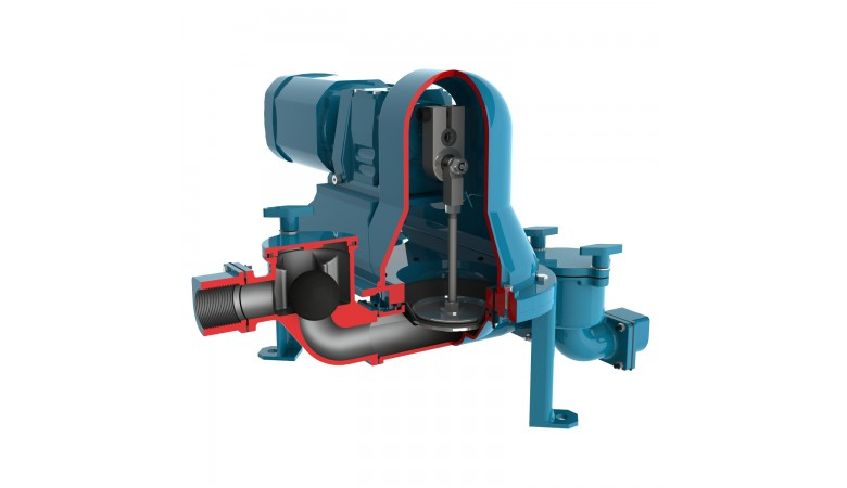 "2"" Pro Series Hydraulic Diaphragm Pump"