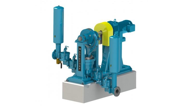 "11"" Simplex Heavy Duty Plunger Pump"