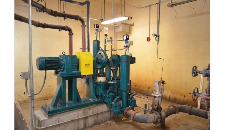 """11"""" Duplex Plunger Pump"""