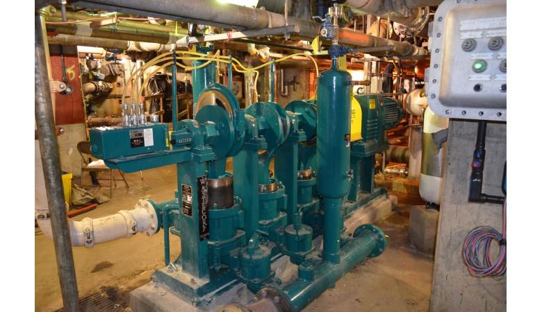 """11"""" Triplex Plunger Pump"""