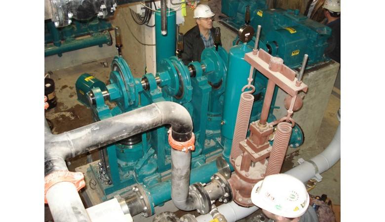 "11"" Quadruplex Heavy Duty Plunger Pump"