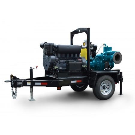 "8"" Dry Prime Pump"
