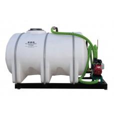 2000 Gallon Skid Mounted Water Tank