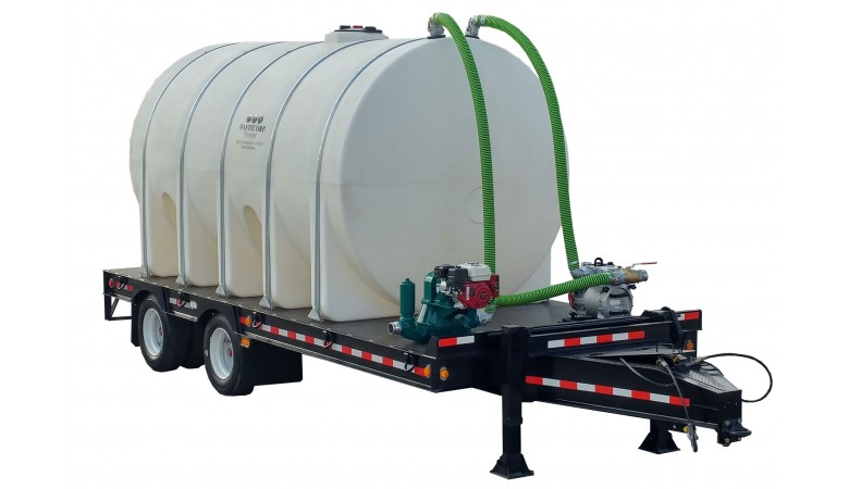 5000 Gallon Honey Wagon