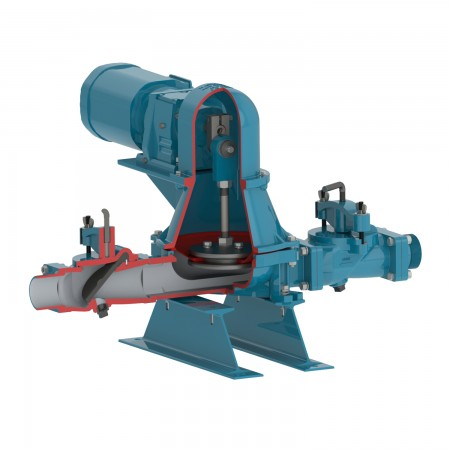 "3"" Electric Pro Flapper Diaphragm Pump"