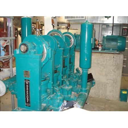 """11"""" Quadruplex Plunger Pump"""
