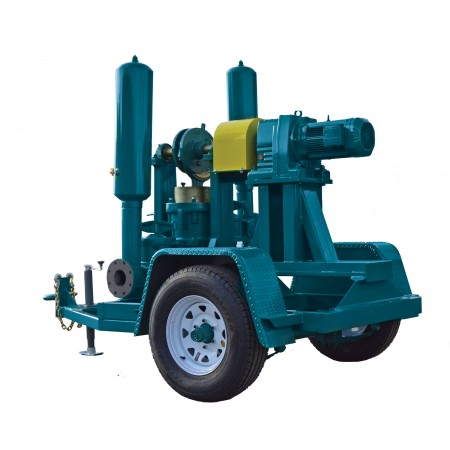 Trailer Mounted Plunger Pumps