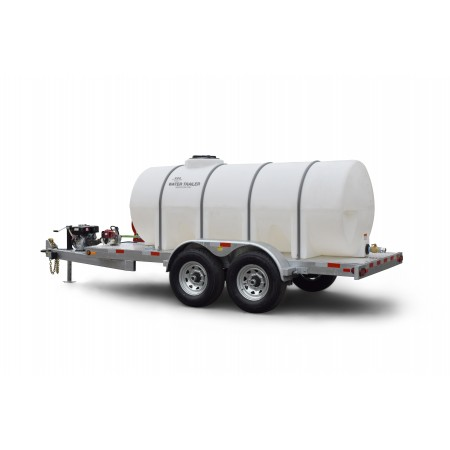 1025 Gallon Trailer Mounted Water Trailer