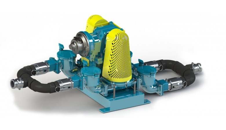 """2"""" Pro Series AODD Double Diaphragm Pump"""
