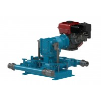 "2"" Engine Double Diaphragm Pump"