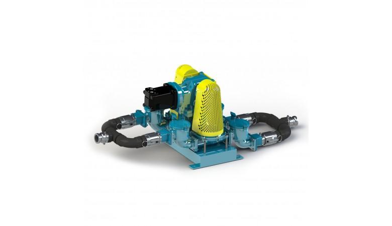 "2"" Pro Series Hydraulic Double Diaphragm Pump"