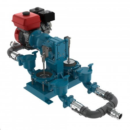 "2"" Pro Series Engine Double Diaphragm Pump"
