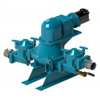 "3"" Pro Series Hydraulic Diaphragm Pump"