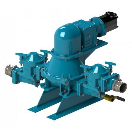 "3"" Pro Series Hydraulic Diaphragm Pump"