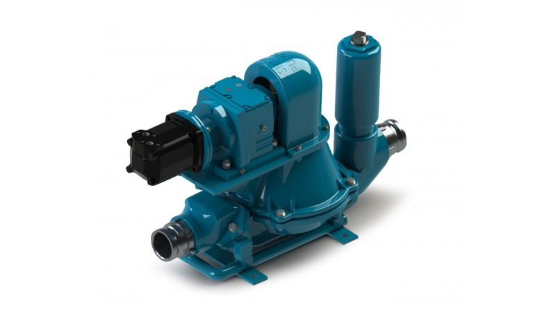 """Standard 3"""" Hydraulic Diaphragm Pump"""