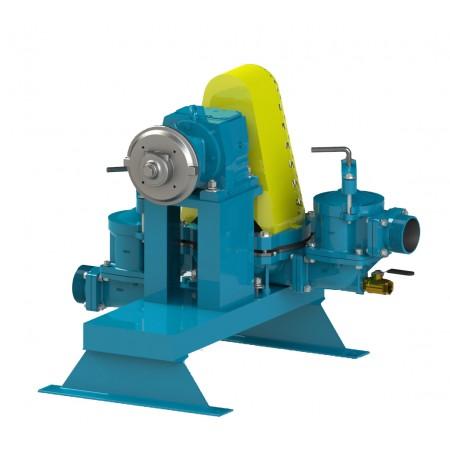 "4"" Pro Series AOD Diaphragm Pump"