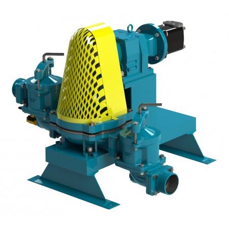 "4"" Pro Series Hydraulic Diaphragm Pump"