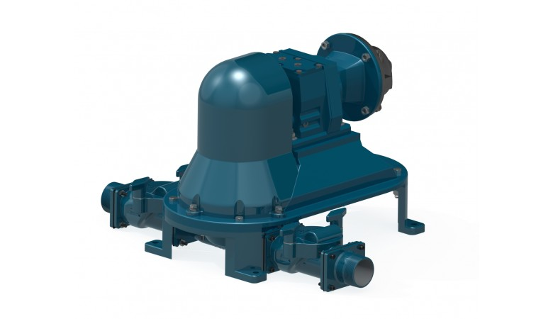 "2"" AOD Diaphragm Pump"