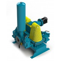 "3"" Pro Series Hydraulic Double Diaphragm Pump"