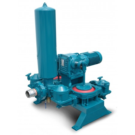 """4"""" Pro Series Electric Double Diaphragm Pump"""