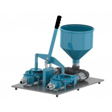 "1.5"" Double Diaphragm Grout Pump"