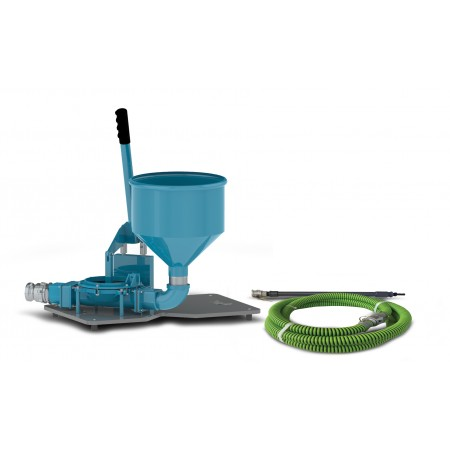 """1.5"""" Grout Pump Pro Package"""