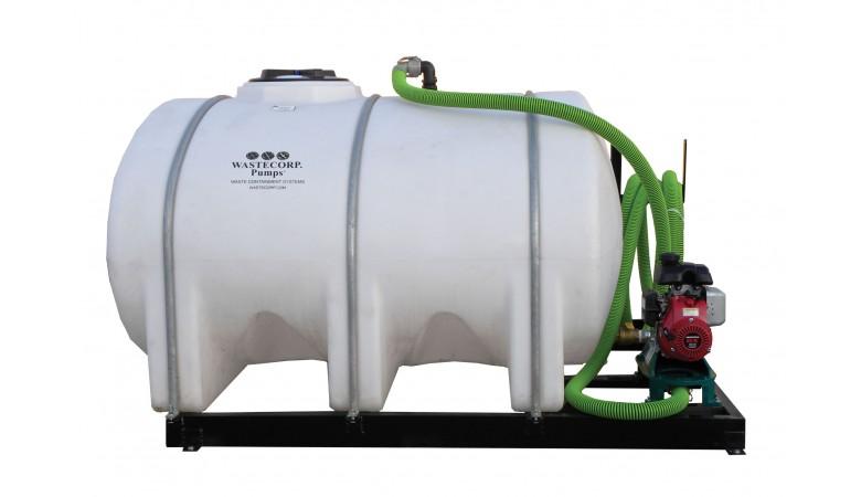 2035 Gallon Skid Mounted Honey Wagon