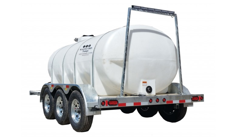 1625 Gallon Honey Wagon