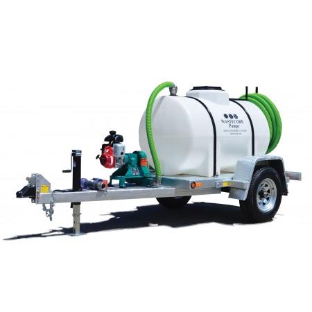 325 Gallon Honey Wagon