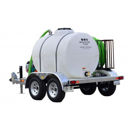 525 Gallon Honey Wagon