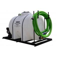 100  Gallon - 200 Gallon Pump Out
