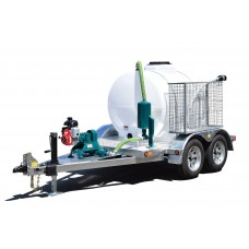 525 Gallon Honey Wagon