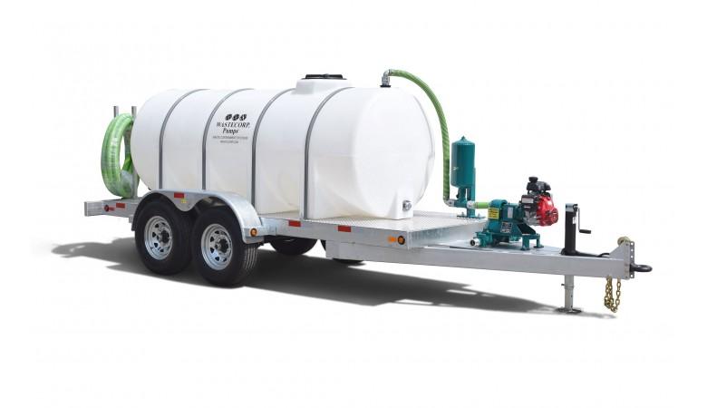 1025 Gallon Honey Wagon