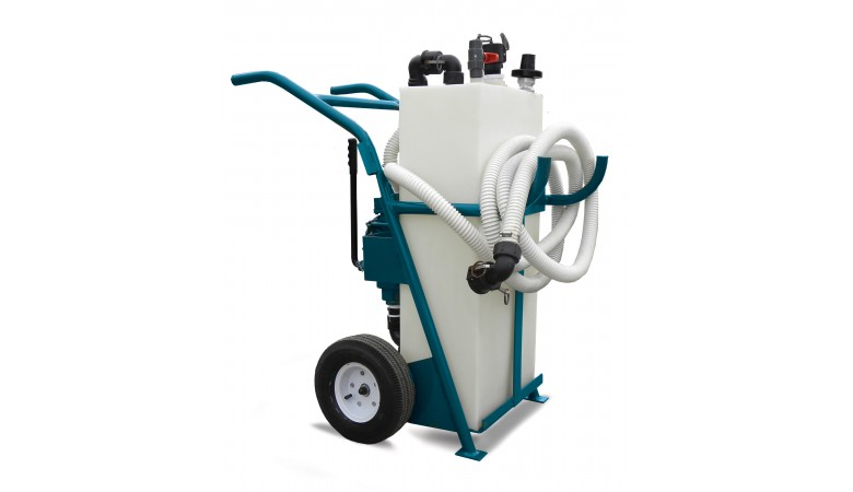 25 Gallon - Pump Out Caddy