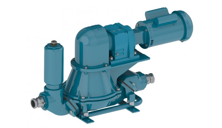 Electric Marina Diaphragm Pump