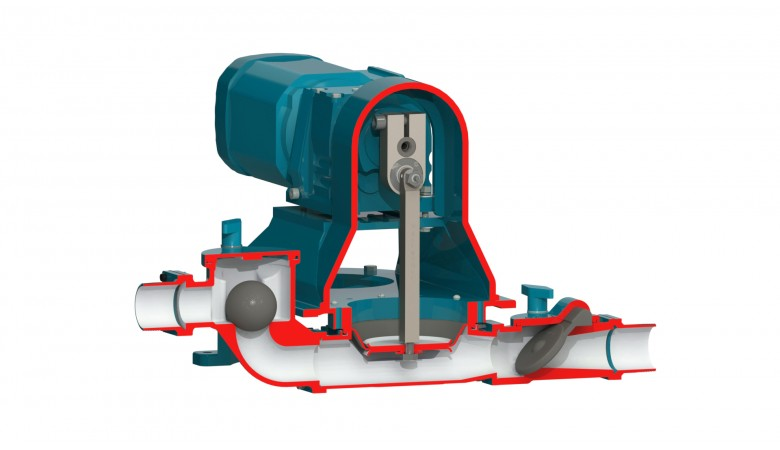 "2"" Electric Diaphragm Pump"