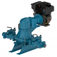 "3"" Engine Pro Flapper Diaphragm Pump"