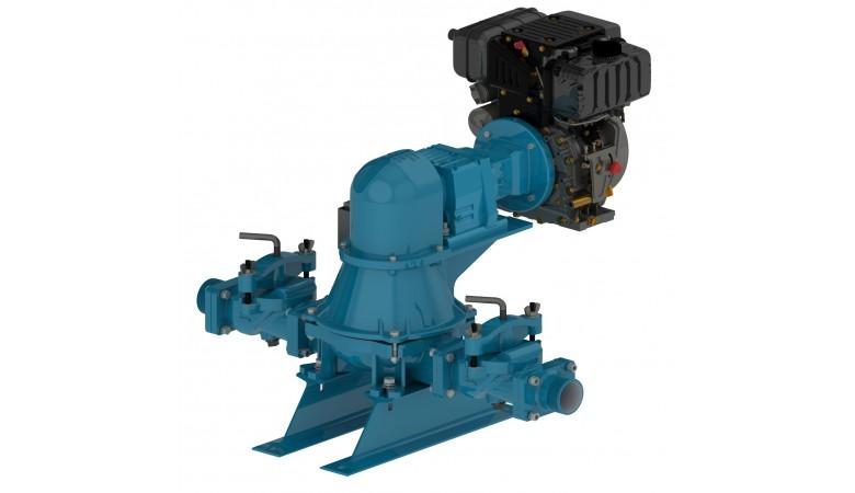 """3"""" Engine Pro Flapper Diaphragm Pump"""
