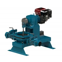 "4"" Pro Flapper Engine Diaphragm Pump"