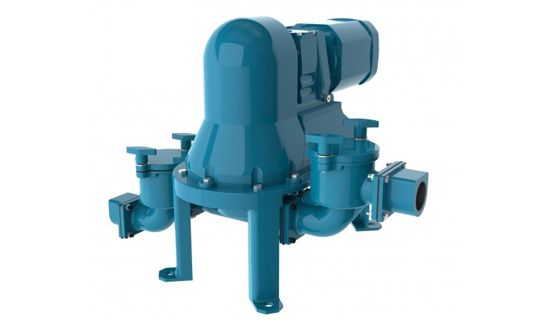 "2"" Pro Series Electric Diaphragm Pump"