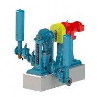PE 61/741 Simplex Plunger Pump