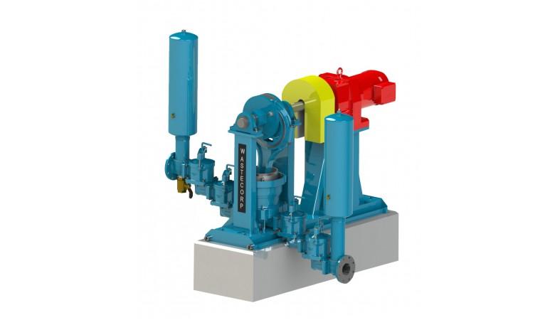 """7"""" Simplex Plunger Pump"""