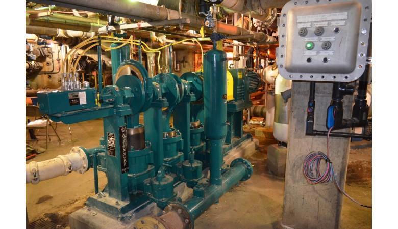 "11"" Triplex Heavy Duty Plunger Pump"