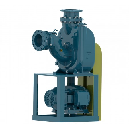 "10"" Self Priming Centrifugal Pump"
