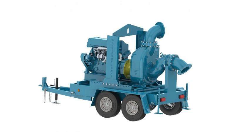 "10"" Pro Series Engine Driven Trash Pump"